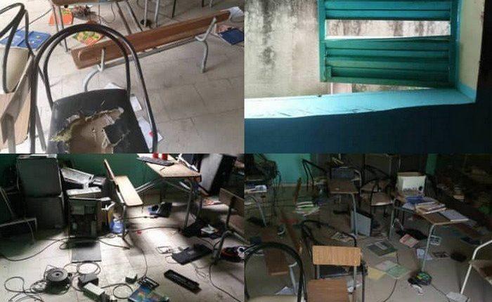 Bignona : La salle informatique du lycée de Tendouck cambriolée.