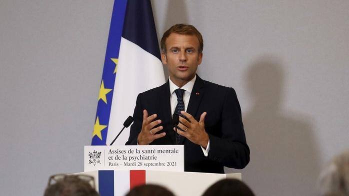 Santé mentale en France : « À partir de 2022, les consultations de psychologues seront remboursées pour tous sur orientation par un médecin » (Emmanuel Macron)