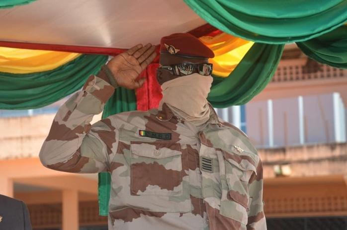 GUINÉE CONAKRY : Le Colonel Mamady Doumbouya prête serment ce vendredi.
