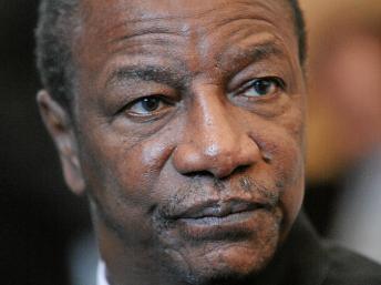 Guinée: Alpha Condé salue l'importance des législatives