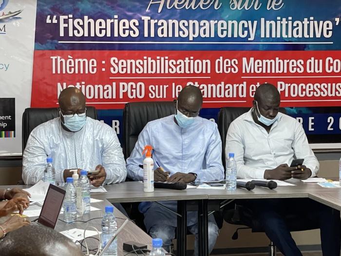 Transparence des pêches : Le Forum Civil au cœur des préoccupations du secteur.