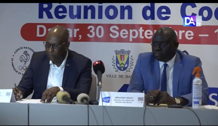 Organisation des prochains JO et JOJ : Les comités d'organisation voudraient que Paris 2024 soit un « modèle important » pour Dakar 2026.