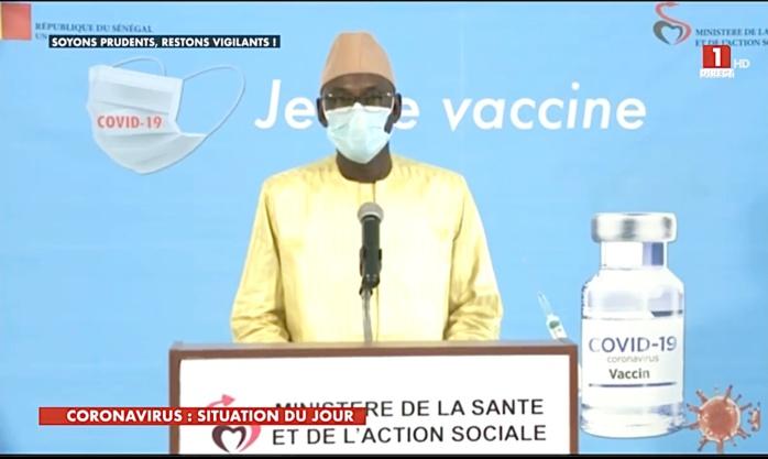 SÉNÉGAL : 7 nouveaux cas testés positifs au coronavirus, 26 nouveaux guéris, aucun nouveau décès et 8 cas graves en réanimation.