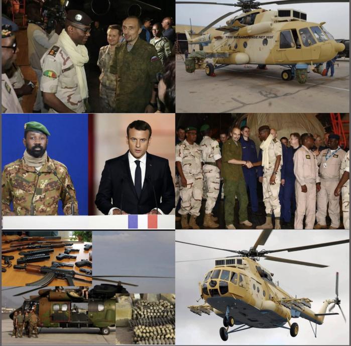Après la « claque » de Macron à Choguel Maïga : La réponse « musclée » de Bamako.