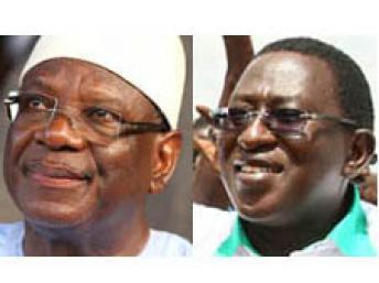 Modibo Keïta et Ibrahima Boubacar Keïta: Destins croisés, pour le Mali éternel
