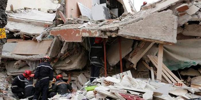Bel Air : l'effondrement d'un immeuble fait 6 morts et autant de blessés