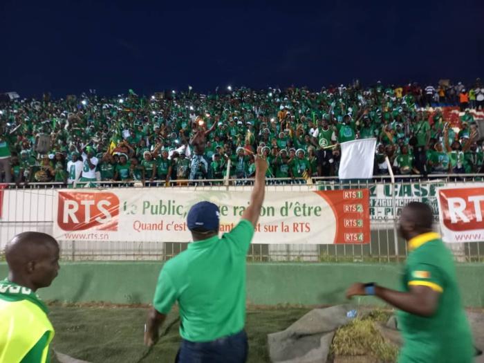 Coupe du Sénégal : Doudou KA félicite le Casa Sports