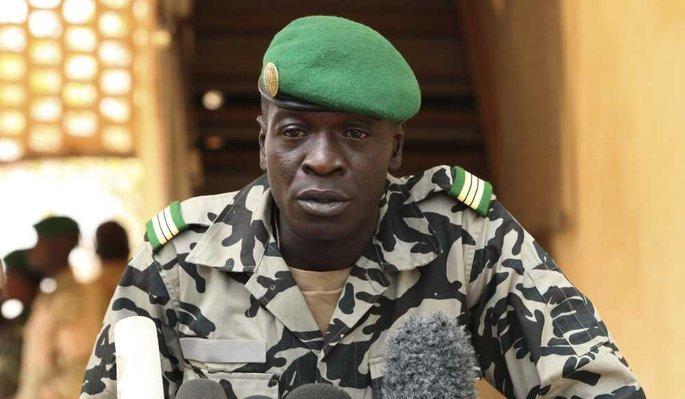 Dernière minute   48 heures pour le général Amadou Haya Sanogo de quitter Kati