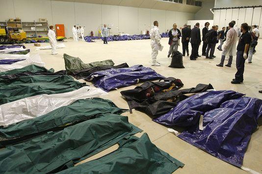 Le drame de Lampedusa et l'esprit du monde.