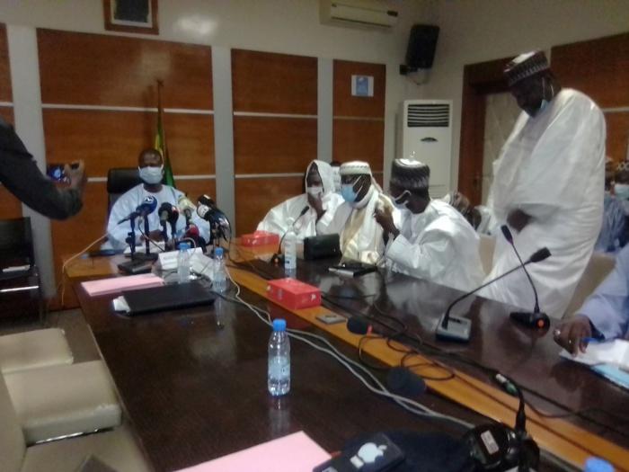 Gamou International Médina Baye : les services de l'État et le comité d'organisation s'accordent sur les engagements pris.