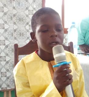 Concours de récital du Coran à Kolda : Mamadou Mahmoud Sy gagne la présélection pour le concours national.