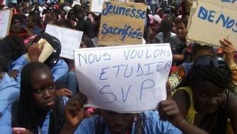 """Des Elèves Maîtres du Sénégal dénonce """" les incohérences des autorités de tutelle dans leur volonté de rupture"""""""