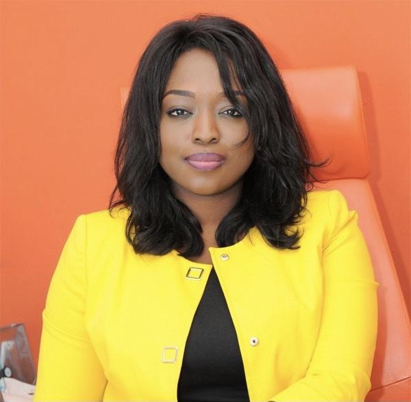 Faculté de communication de l'Université Houphouët Boigny d'Abidjan : Amy Sarr Fall marraine de la promotion sortante.