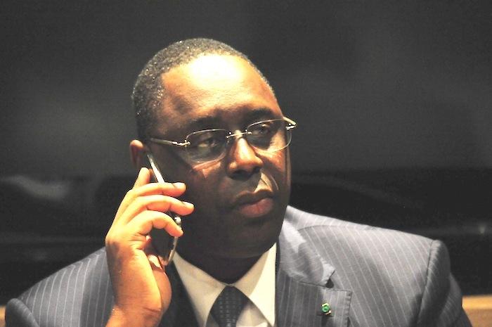 Le Président Sall au parlement Européen aujourd'hui : Des Sénégalais comptent manifester