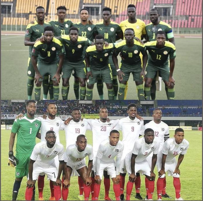Sénégal – Namibie : Le point sur la tanière, le huis clos partiel et l'historique des matches entre Lions et les Brave Warriors…