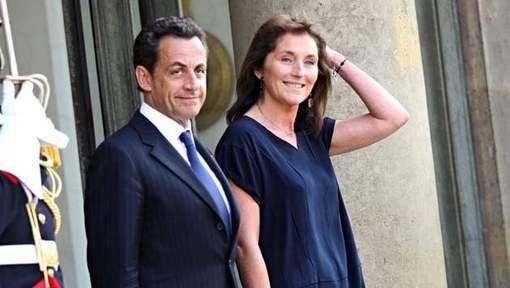Nicolas Sarkozy réconcilié avec son ex-femme Cécilia
