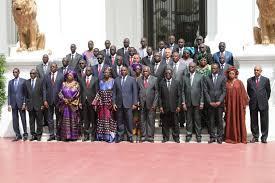 Le Communiqué du Conseil des Ministres du jeudi 10 octobre 2013