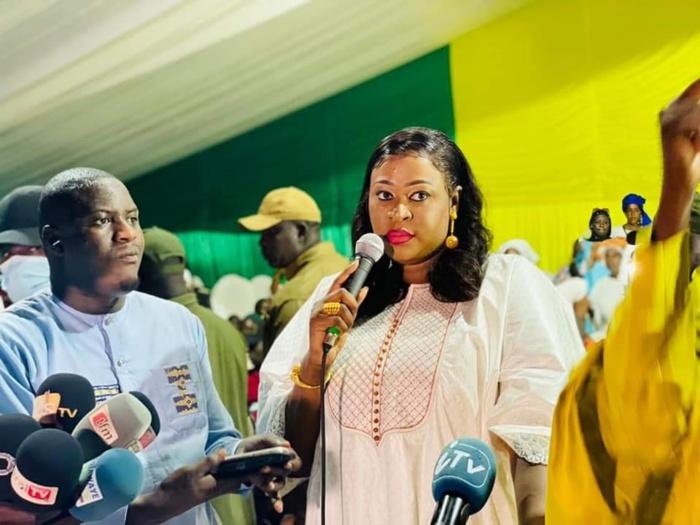 Néné Fatoumata Tall sur sa candidature à Golf Sud : «Ma volonté de diriger la commune est guidée par cette envie de changement qualitatif de la population»