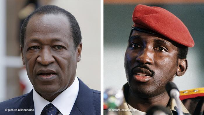 Burkina Faso / Procès assassinat de Sankara : Blaise Compaoré et le chef du commando Yacinthe Kafando jugés par contumace, la veuve de Sankara dans tous ses états, invite Compaoré à prendre ses responsabilités.