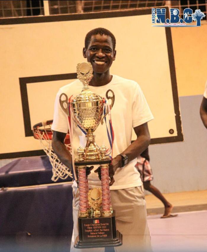 Basket / Finale régionale (Ligue Thiès) : Nianing Basket Club sacré champion devant Tivaouane BC.