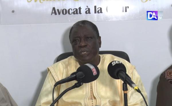 Agitations politiques à Grand-Yoff / La Cojer locale freine Me Ousmane Sèye : « Ce n'est pas cet avocat au parti constitué de 3 personnes qui va induire le président en erreur »
