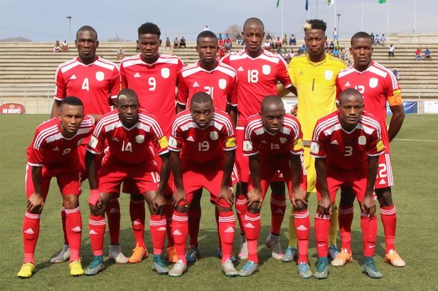 Namibie vs Sénégal : Égalisation des Braves Warrios qui répondent aux Lions (1-1)