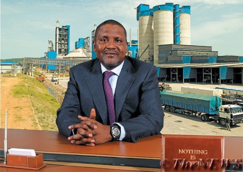 Arrêté préfectoral sur la reprise des travaux de la Cimenterie Dangoté : Le Cercle d'Initiative et de promotion de l'Emploi (CIPE) s'en réjouit