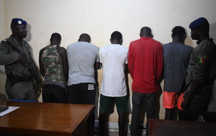 Opération de sécurisation : la gendarmerie fait le bilan de sa descente musclée dans certains quartiers de Dakar