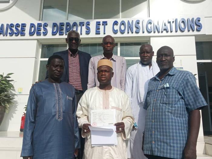 Locales 2022 : Amsatou Sow Sidibé et la coalition And Samm Jikko Yi ont déposé leur caution.