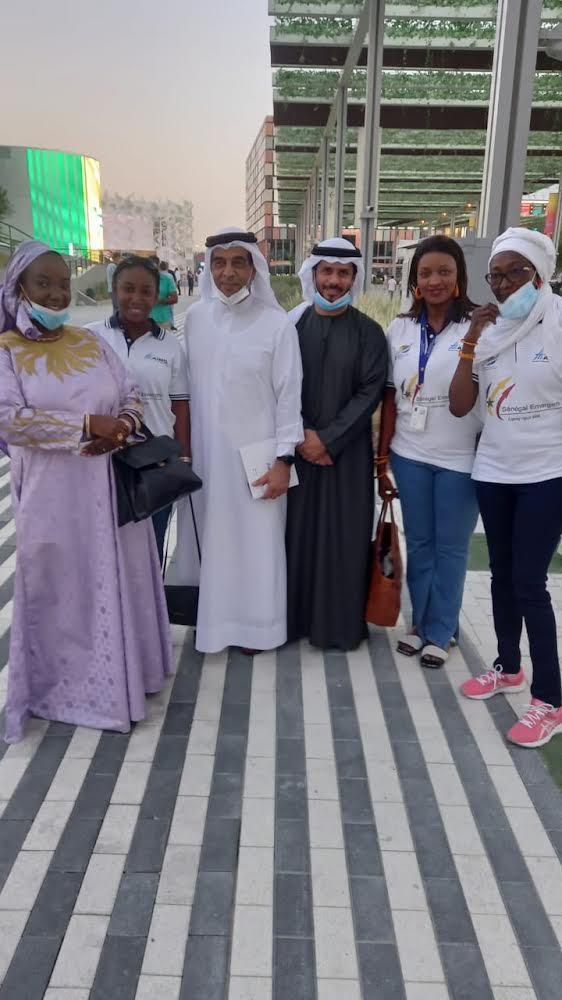 Journée du Sénégal : AIBD SA marque sa présence à l'exposition universelle Dubaï 2020.