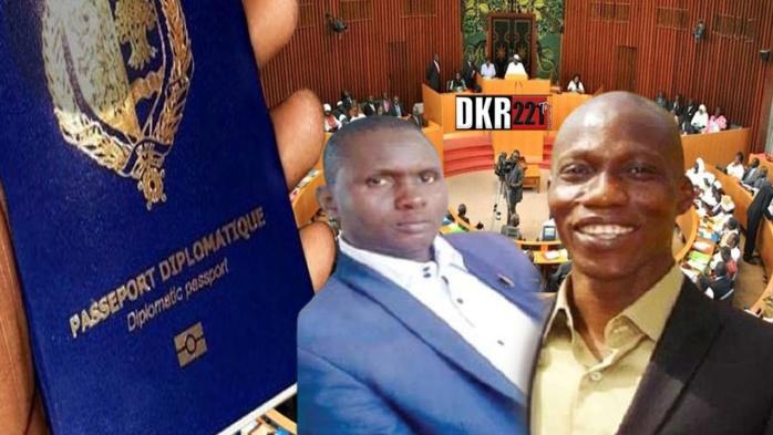Trafic présumé de Passeports diplomatiques : Le bureau de l'Assemblée nationale convoqué ce lundi.