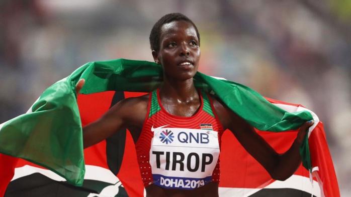 Kenya : L'athlète Agnès Tirop a été retrouvée morte, poignardée chez elle…