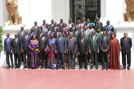Sénégal : Le Communiqué du Conseil des Ministres du jeudi 17 octobre 2013