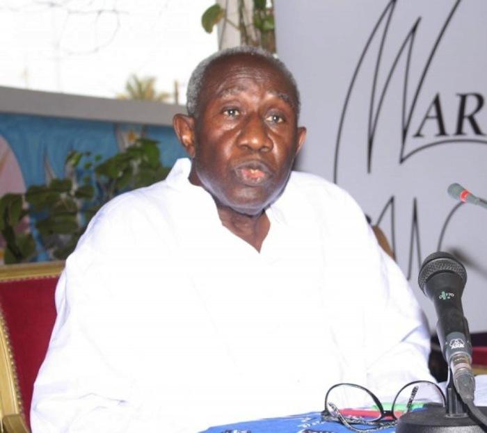"""Pr Iba Der Thiam, député à l'Assemblée Nationale:  """"Le départ de Me Wade du pouvoir est un décret divin (...) La traque des biens supposés mal acquis, pour être crédible, devrait s'étendre de 2000 à 2012(...)"""""""