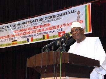 Décentralisation: gérer le Mali autrement?