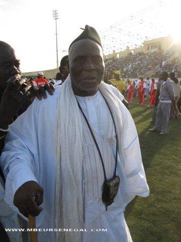 La lutte sénégalaise perd une ancienne gloire, Falaye Baldé, l'homme aux 137 combats, s'est éteint hier