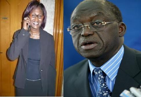 Bureau de l'Assemblée Les raisons du divorce entre Niasse et  Katy Cissé Wone