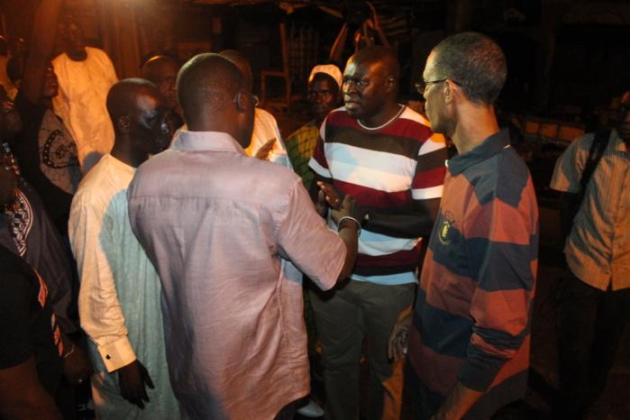 Le Préfet de Dakar bel et bien présent durant l'incendie de Sandaga : Ibrahima Séne du PIT soutient le contraire et le jette en pâture