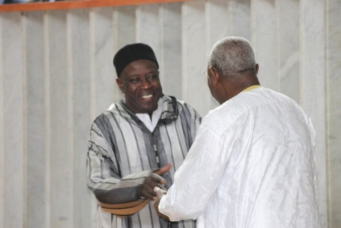 Déclaration de politique générale du Premier ministre Aminata Touré : Les images de l'Assemblée nationale