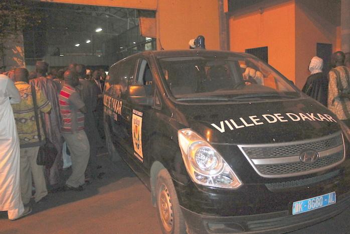 Arrivée de la dépouille de l'ancien ministre Hamath Sall: La République brille par son absence (PHOTOS)