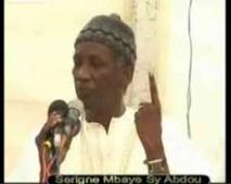 Serigne Mbaye Sy sur l'attitude négative des Sénégalais « Des hommes et des femmes se permettent des accolades à la Mecque »