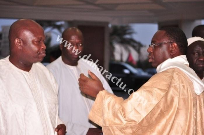 Remous à l'Apr Alioune Badara Cissé relevé de ses fonctions de Coordonnateur national de l'APR