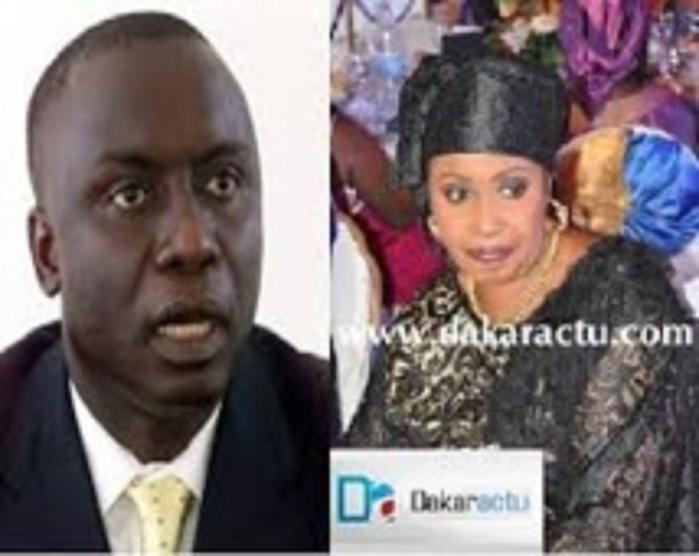 Me Nafissatou Cissé sur sa rupture avec Idrissa Seck « J'ai quitté et d'autres responsables vont me suivre»