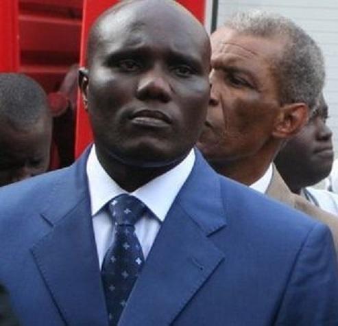 Lamine Faye en tournée carcérale: Il a réchauffé le cœur de Karim, Aïdara Sylla TOS et Ndongo  Diaw