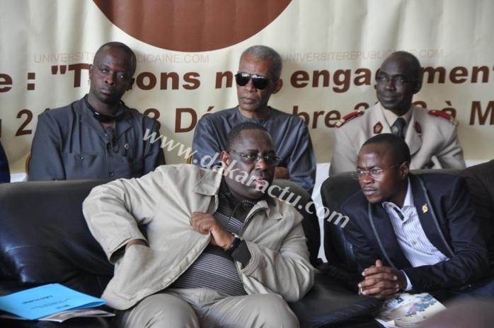 On le dit ''croulant sous le poids de l'âge'' Abdou Mbow invité à céder le fauteuil du COJER