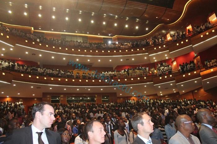Les images de la Grande Rentrée Citoyenne 2013 au Grand Théâtre national