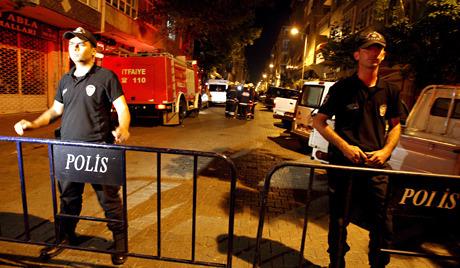 Fausse attaque à la bombe en Turquie