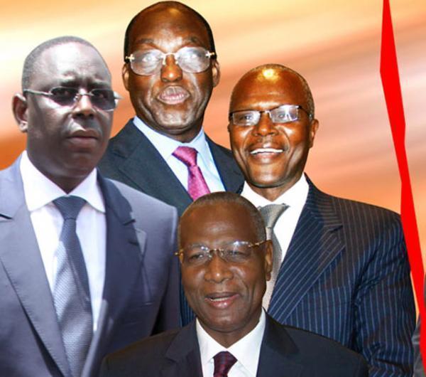 Appel en direction de nouvelles forces politiques autour du Président
