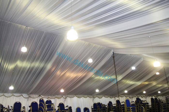 Les images des préparations du 5ème anniversaire de l'APR au King Fahd Palace