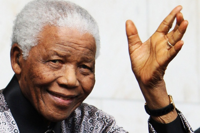 Nelson Mandela est mort
